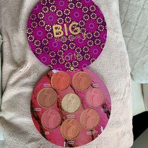 TARTE big blush book LII